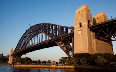 Voice Sounders Keep Workers Safe on Sydney Harbour Bridge