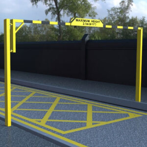 Manual Swing Gates Height Restrictors